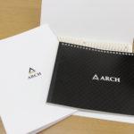 英会話教室ARCH様リングファイル・ノート