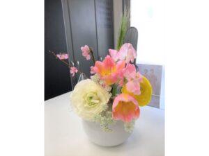 3月のお花紹介♪