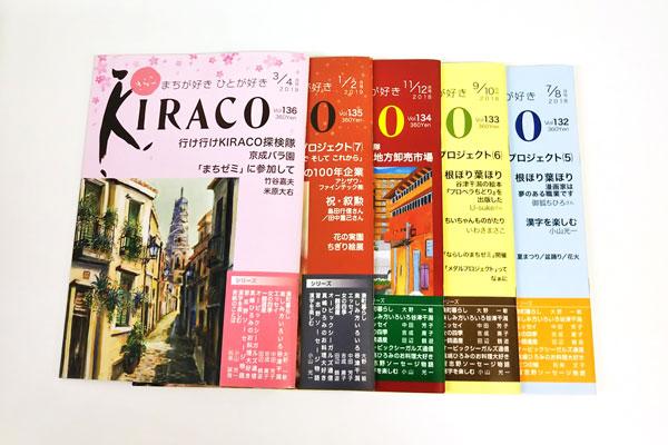 KIRACO編集室 様 「KIRACO」